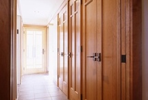Arts & Crafts / Simplicity and quality craftsmanship keep TruStile's Arts and Crafts door collection true to its historic namesake. These doors will add an authentic touch to your modern-day bungalow.