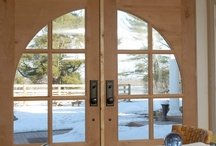 High Country / TruStile's High Country series offers a variety of door designs true to the building traditions of mountainous regions. Whether your mountain hideaway is in the Adirondacks or the Rockies, the use of natural materials is integral to the spirit and casual comfort of mountain living. TruStile helps capture this ideal with doors in a wood species indigenous to your region.