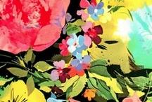- Patterns & Colors -  / ahem..colours / by Paulita Ramone