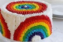 Cake ideas / by Megan DuBois