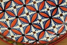 Ceramics / by Sarah Bagshaw Surface Pattern Design