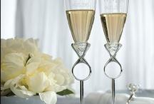Taças / Wedding Flutes