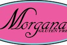 Morgana's Gluten Free Bakery / Gluten free ideas and goodies for and from Morgana's, a gluten free bakery, 9711 East 63rd Street, Raytown, MO 64133 816-313-5113; http://www.morganaskc.com