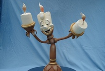 Cakes-Disney / by Debbie Lodge Gomes
