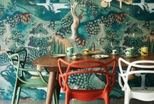 dinning room ideas / by Chizabel