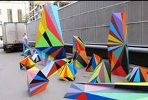 Street art / by Sarah Bagshaw Surface Pattern Design