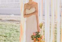 Bruiloft Styling - Wedding Styling / Inspiratie voor de mooiste decoratie voor bruiloften. Mooie plaatjes om lekker bij weg te zwijmelen....