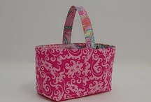 Bags - Boxes and Baskets / by Kellie Coleman