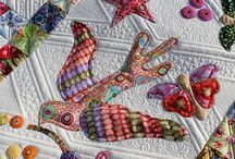 Quilting Patterns to Quilt the Quilt / by Kellie Coleman