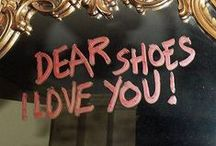 Shoe Addict / by Lindsey Davidson