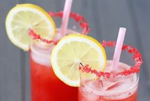 Drinks / by Katy Czech