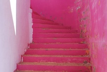 I <3 Pink! / by Adriana Herrera