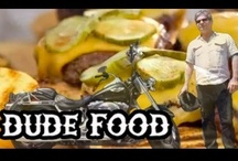 Dude Food / by Stag Web