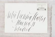 Kalligrafie | Calligraphy