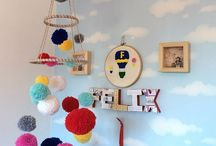 Fun Kid Rooms ⚡️ / Fun and cool nurseries and kid's rooms. Children's interior design and ideas. Playrooms and playhouses. Find more at punkymoms.com