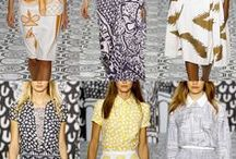 Fashion print trends / by Sarah Bagshaw Surface Pattern Design