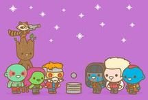 g u a r d i a n s o f t h e g a l a x y / We're hooked on a feeling! Guardians of the Galaxy is about a group of misfit heroes who try to save the world. Check out our board for all things #GOTG
