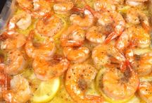 Seafood / Recipes made with seafood and fish  / by Lisa Splain