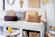Spare bedroom/den