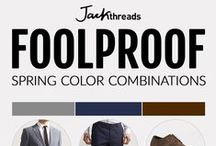 JT Edit / Let Us Help You Dress To Impress / by JackThreads