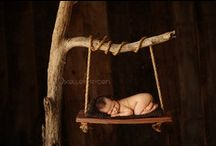 Photography Inspiration - Newborns / by TabithaFJ -  The Prop Junkie