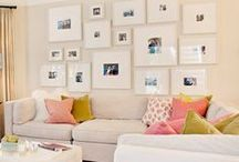 Inspiration - Wall Art Displays / by TabithaFJ -  The Prop Junkie
