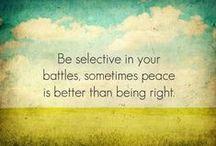 Words of Wisdom / by Lori Flaherty