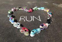 running ♡ His ♡ race