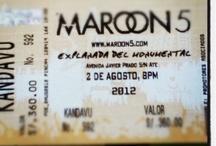 Maroon 5 / favorite group!