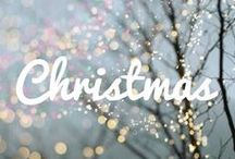 CHRISTmas & Winter / The most wonderful time of the year!!!! / by Tashia Scoles