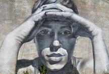 Outdoor Art Work