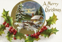 Christmas, Jul, Weihnachten, Noel / Christmas decor, projects, vintage