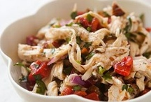 Salads Recipes / Looking for salad recipes? Salads are healthy, satisfying meals on their own or perfect accompaniments to main dishes.