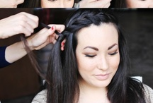 Hair & Face / by Suzie Bergman