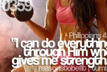 Fitness & Health!  / by Brooke Pippen