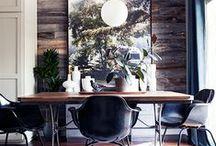 kitchen & dining / by Elizabeth Mcnellis