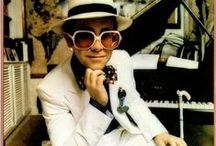 Elton John / by Dana Hill