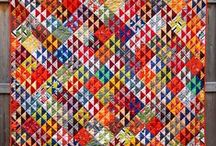 Scrap quilts / by Sewfrench