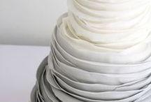 Cakes / Wedding cake ideas.