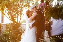 Romantic Military Wedding / Photography: Images by Rebekah