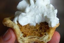 recipes for snacks and sweets! / by Kelly Meyer