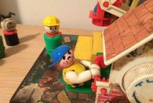 Fisher Price Little People (Vintage) / My love for all things vintage FPLP