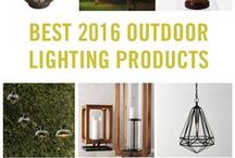 Top 10 Lighting for Living Outdoors / The Best Outdoor Cordless Table Lamps: modernlantern.com. / by Modern Lantern