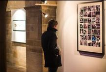 Left Bank Leeds: exhibitions