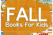 Fall Theme / Printables, Crafts and ideas for kids all centered around a FALL theme.  Leaves, acorns, trees, scarecrows, pumpkins, hibernating animals, changing seasons and more!