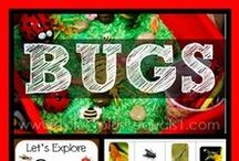 Bug Theme / by {1plus1plus1} Carisa