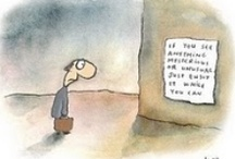 I ♥ Leunig / by Ruby Bluebird