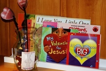 Valentines Day / A collection of ideas to celebrate LOVE! / by {1plus1plus1} Carisa