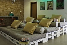 Ideas for the Home / by Erica Trejo