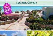 Hoteles en Cancun / Encuentra el mejor hotel para esas vacaciones en Cancún, hoteles todo incluido, solo hospedaje, con desayuno, familiares, solo adultos y muchos más.